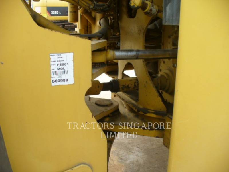 CATERPILLAR WHEEL LOADERS/INTEGRATED TOOLCARRIERS 980H equipment  photo 15