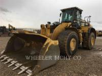 Equipment photo CATERPILLAR 980M AOR T WHEEL LOADERS/INTEGRATED TOOLCARRIERS 1