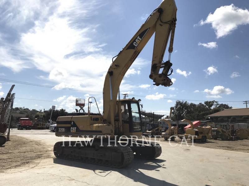 CATERPILLAR PELLES SUR CHAINES 320B L equipment  photo 1