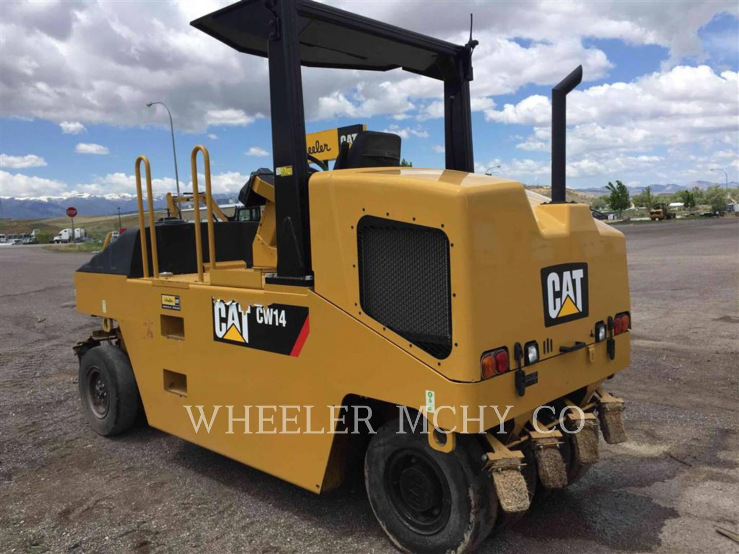 Detail photo of 2015 Caterpillar CW14 from Construction Equipment Guide