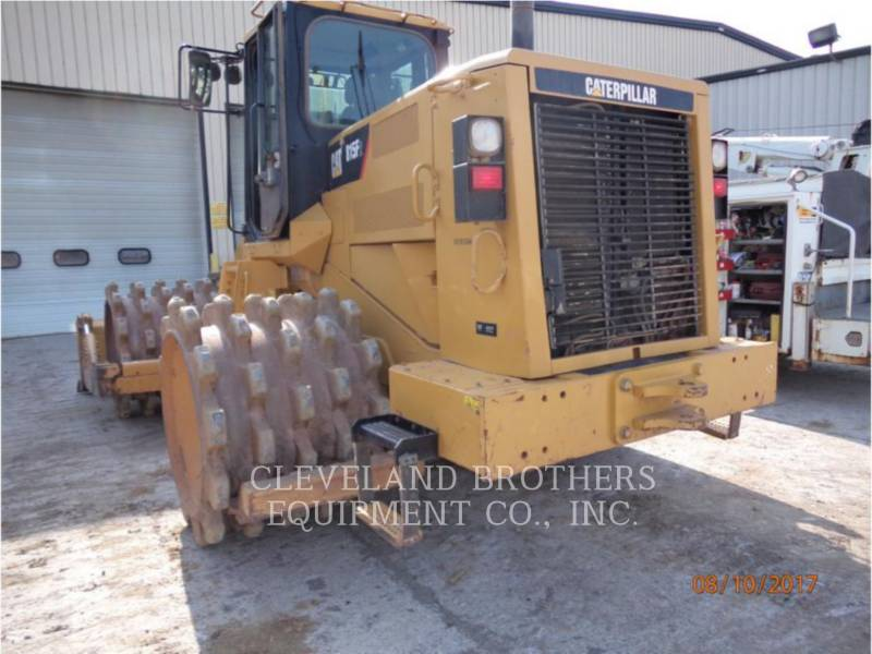 CATERPILLAR COMPACTEURS 815F equipment  photo 3