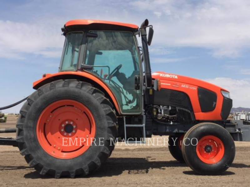 KUBOTA TRACTOR CORPORATION OUTRO M5091F equipment  photo 9