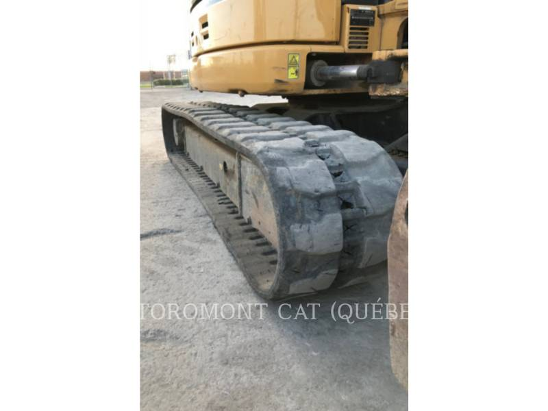 CATERPILLAR TRACK EXCAVATORS 305.5DCR equipment  photo 10