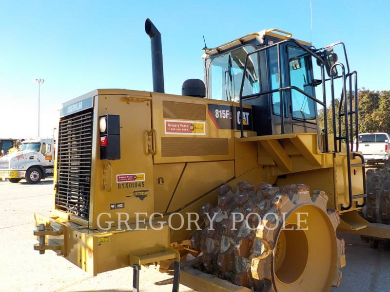 CATERPILLAR WHEEL DOZERS 815F II equipment  photo 17