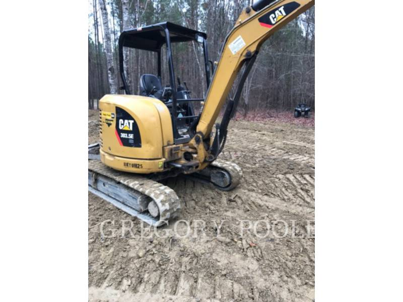 CATERPILLAR ESCAVADEIRAS 303.5E equipment  photo 10