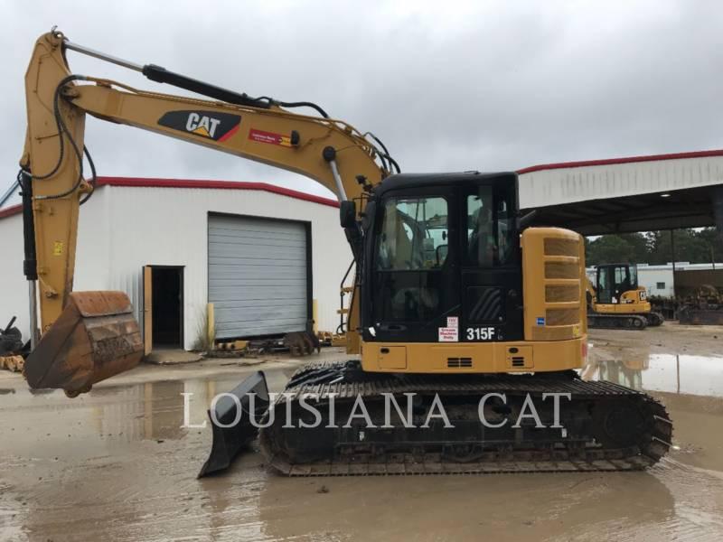 CATERPILLAR 履带式挖掘机 315FLCR equipment  photo 2