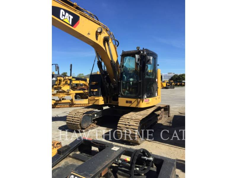 CATERPILLAR TRACK EXCAVATORS 314E CRTH equipment  photo 2