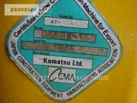 KOMATSU LTD. TRACTEURS SUR CHAINES D65PX equipment  photo 8