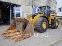 Equipment photo Caterpillar 980M ÎNCĂRCĂTOARE PE ROŢI/PORTSCULE INTEGRATE 1