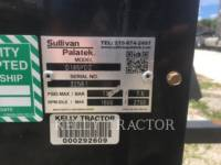 SULLIVAN AIR COMPRESSOR D185P DZ equipment  photo 12