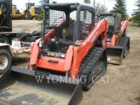 KUBOTA TRACTOR CORPORATION SKID STEER LOADERS SVL75-2 equipment  photo 4