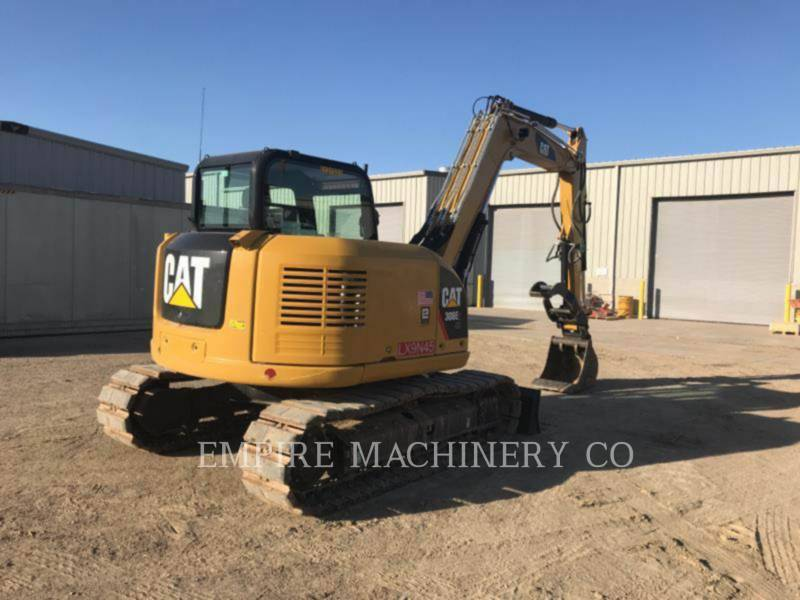 CATERPILLAR TRACK EXCAVATORS 308E2 SB equipment  photo 1