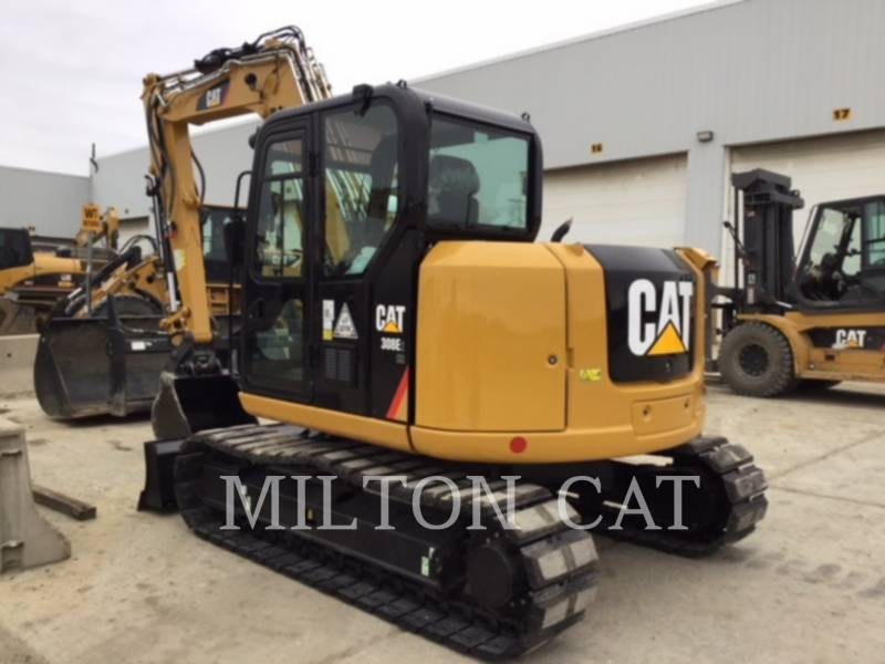 CATERPILLAR KETTEN-HYDRAULIKBAGGER 308E2 CRSB equipment  photo 8