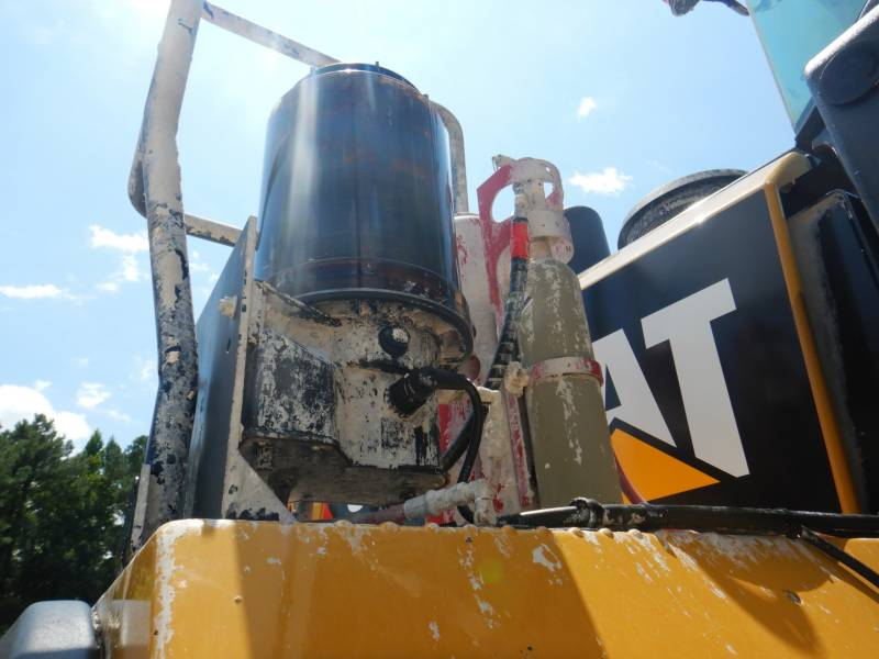 CATERPILLAR RADLADER/INDUSTRIE-RADLADER 972 K equipment  photo 24