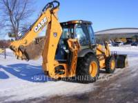 CASE/NEW HOLLAND CHARGEUSES-PELLETEUSES 580 SUPER N WT equipment  photo 4