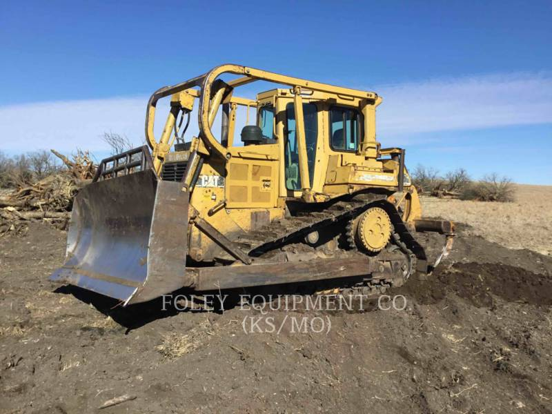 CATERPILLAR KETTENDOZER D6HIIXR equipment  photo 1