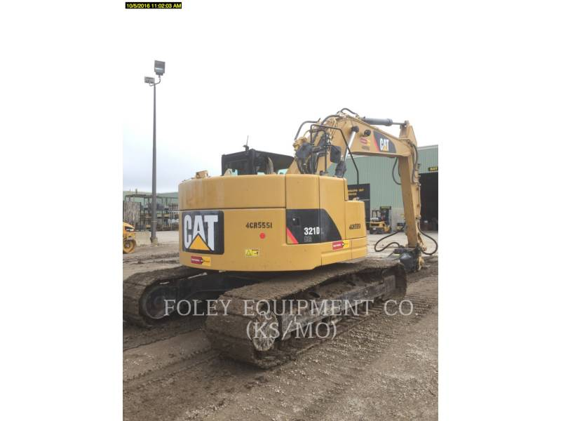 CATERPILLAR TRACK EXCAVATORS 321DLCR9 equipment  photo 4