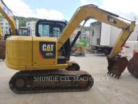 Equipment photo CATERPILLAR 307E2 ESCAVATORI CINGOLATI 1