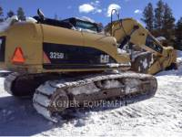 CATERPILLAR TRACK EXCAVATORS 325DL THB equipment  photo 3