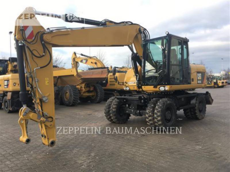 CATERPILLAR EXCAVADORAS DE RUEDAS M315D equipment  photo 4