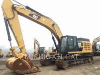Equipment photo CATERPILLAR 349EL EXCAVADORAS DE CADENAS 1
