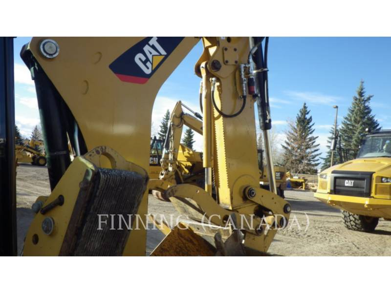 CATERPILLAR CHARGEUSES-PELLETEUSES 420F2ITLRC equipment  photo 6