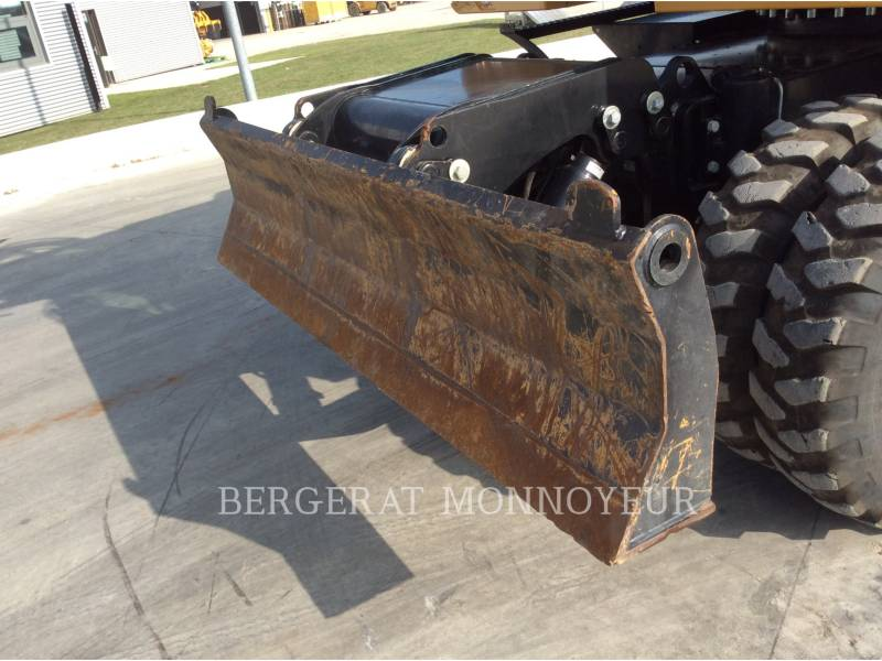 CATERPILLAR WHEEL EXCAVATORS M320F IVC equipment  photo 11