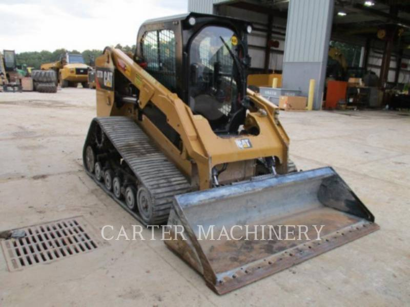 CATERPILLAR スキッド・ステア・ローダ 277D ACHF equipment  photo 1