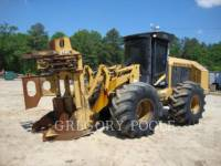 Equipment photo HYDRO-AX 470 FORESTRY - FELLER BUNCHERS - WHEEL 1
