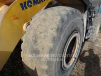 KOMATSU WHEEL LOADERS/INTEGRATED TOOLCARRIERS WA 380 equipment  photo 9