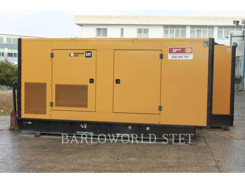 OLYMPIAN MOBILE GENERATOR SETS GEH300 equipment  photo 1