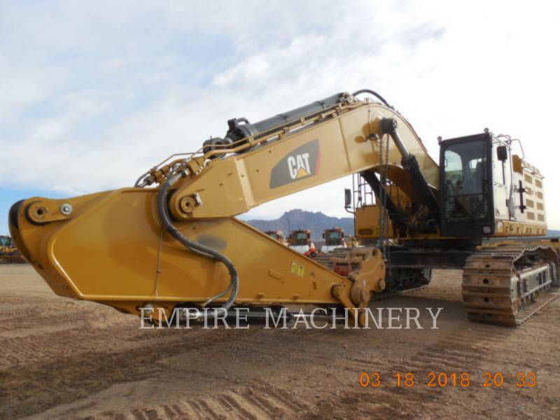 CATERPILLAR KETTEN-HYDRAULIKBAGGER 374FL equipment  photo 1