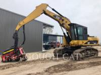 Equipment photo CATERPILLAR 325DFMGF PELLE MINIERE EN BUTTE 1