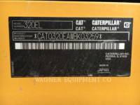 CATERPILLAR ESCAVADEIRAS 320EL TCIR equipment  photo 5