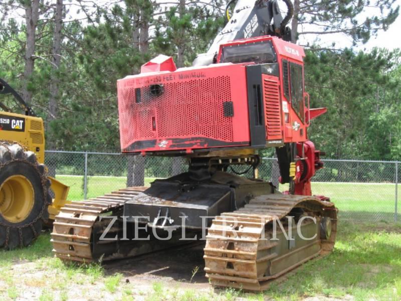 TIMBERPRO 林業 - フェラー・バンチャ - トラック TL735B equipment  photo 5
