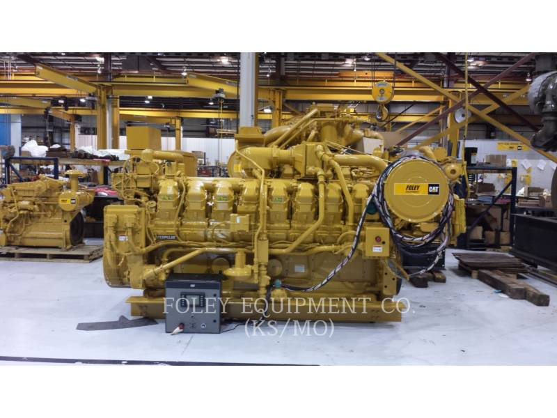 CATERPILLAR STATIONAIR - AARDGAS G3516IN equipment  photo 1