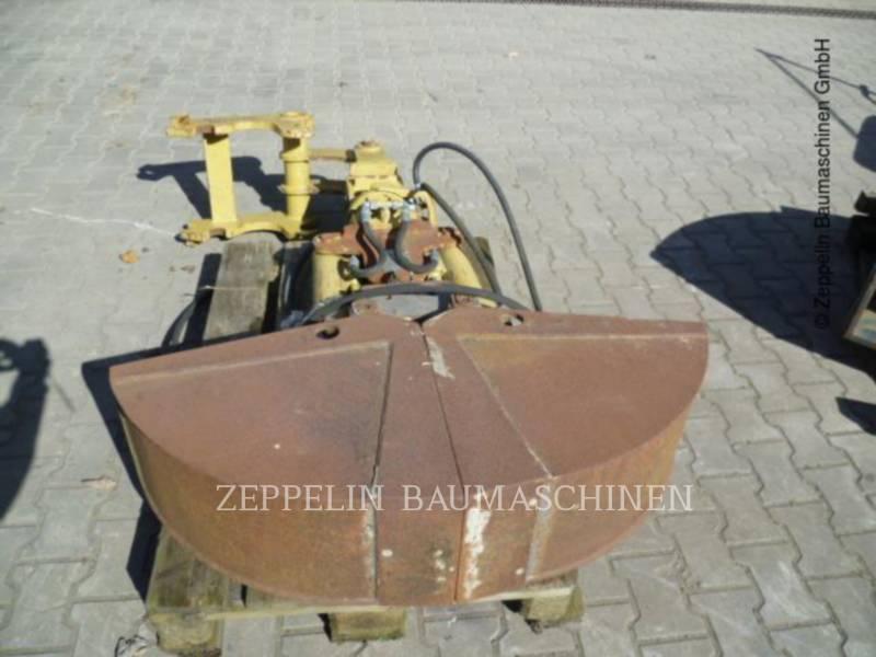 HYDRAULIK-GREIFER-TECHNOLOGIE-GMBH WT - GRAPPIN Zweischalengreifer equipment  photo 4