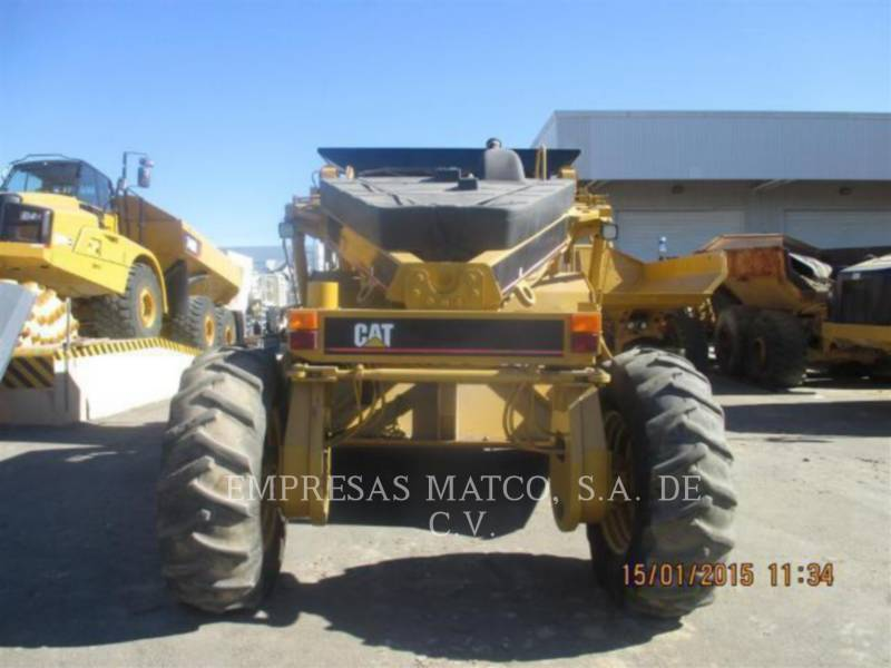 CATERPILLAR STABILIZERS / RECLAIMERS RM-300 equipment  photo 3