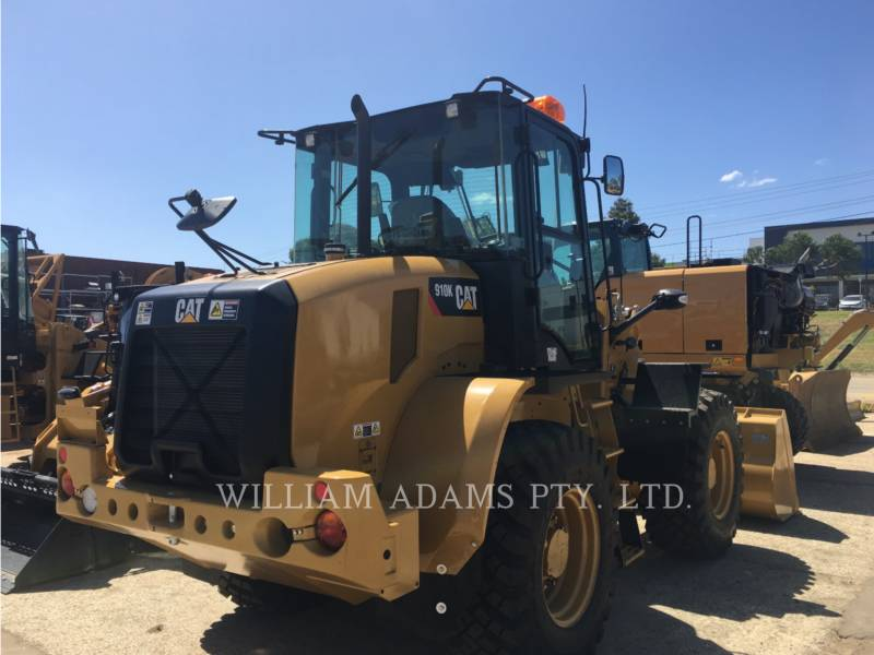 Caterpillar ÎNCĂRCĂTOARE PE ROŢI/PORTSCULE INTEGRATE 910K equipment  photo 6
