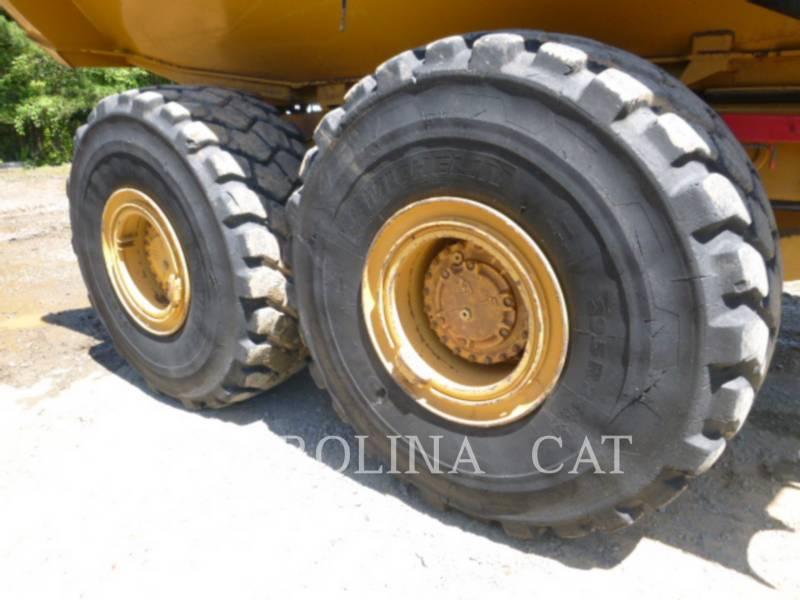 CATERPILLAR KNICKGELENKTE MULDENKIPPER 740 B equipment  photo 10