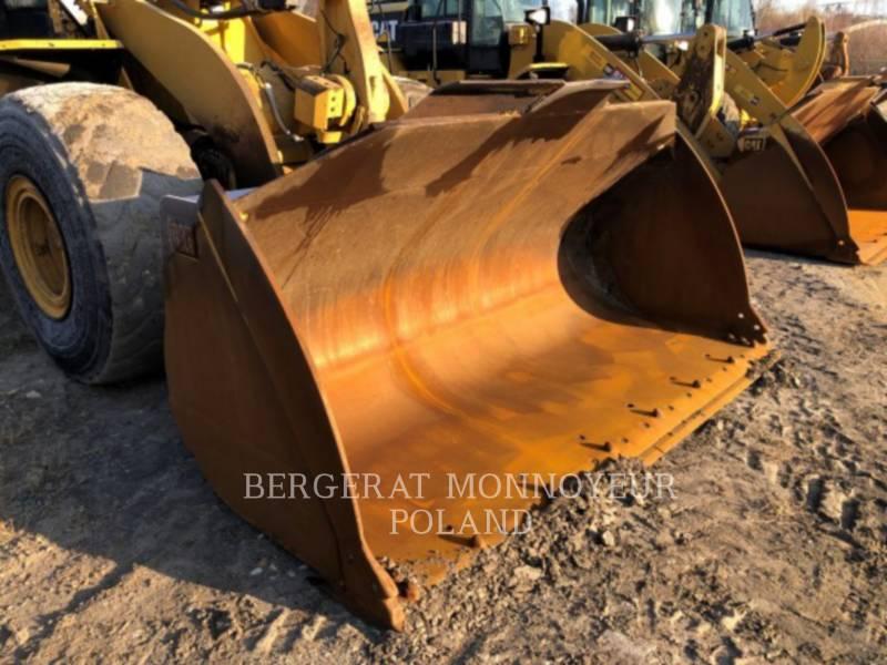 CATERPILLAR CHARGEURS SUR PNEUS/CHARGEURS INDUSTRIELS 966M equipment  photo 16