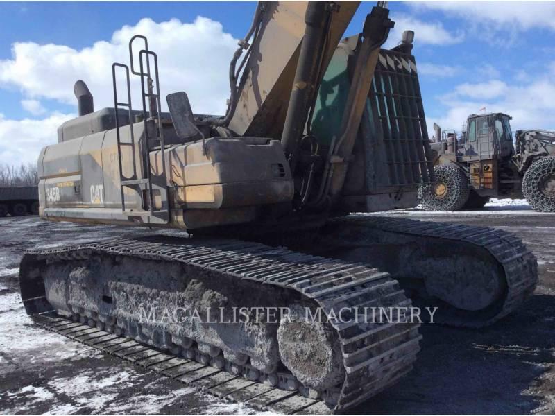 CATERPILLAR トラック油圧ショベル 345BIIL equipment  photo 14