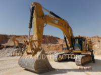 Equipment photo CATERPILLAR 349D2L TRACK EXCAVATORS 1