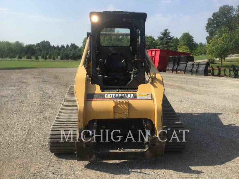 CATERPILLAR MULTI TERRAIN LOADERS 287B A equipment  photo 4