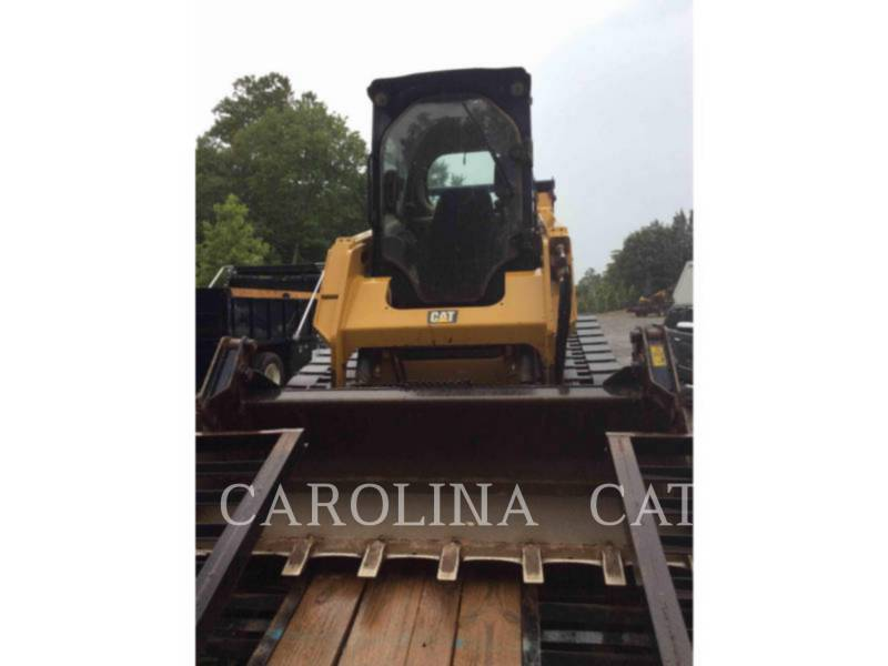 CATERPILLAR TRACK LOADERS 259D equipment  photo 5