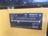 CATERPILLAR PELLES SUR CHAINES 336F equipment  photo 3