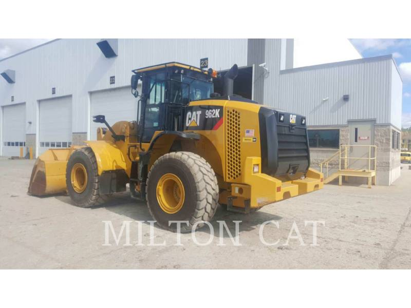 CATERPILLAR CARGADORES DE RUEDAS 962K equipment  photo 3