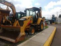 Equipment photo CATERPILLAR 416F2STLRC 挖掘装载机 1