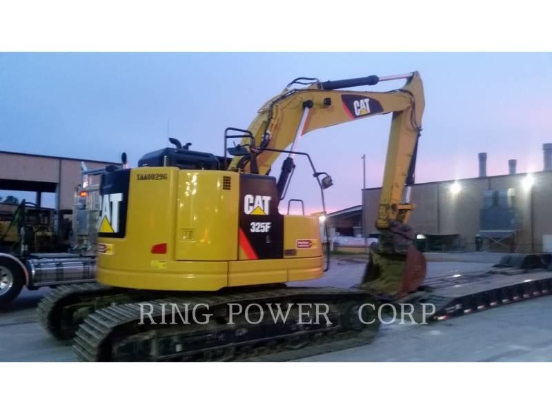 CATERPILLAR トラック油圧ショベル 325FL equipment  photo 4