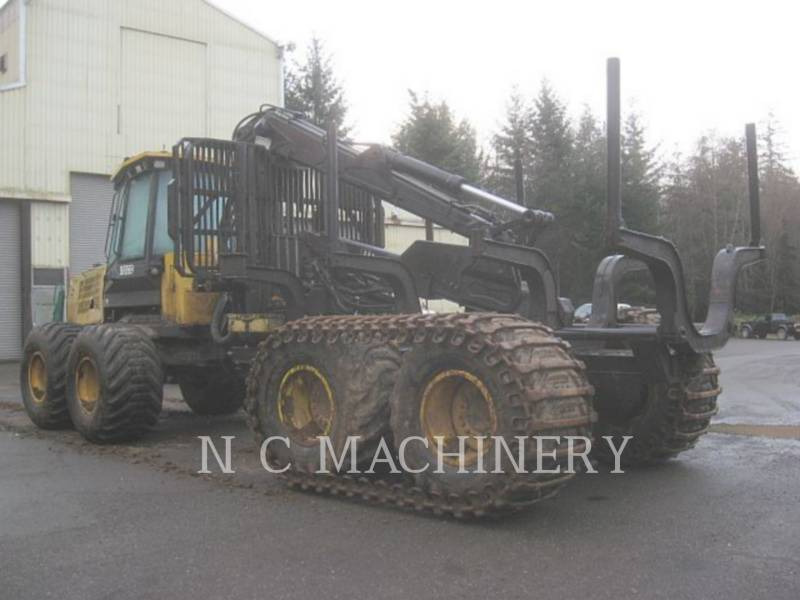 JOHN DEERE MÁQUINA FORESTAL 1710D equipment  photo 10